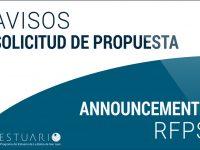 CONVOCATORIA PARA SERVICIOS DE MANEJO DE INFRAESTRUCTURA VERDE: VIVEROESTUARIO® RESILIENCIA COMUNITARIA DEL ESTUARIO