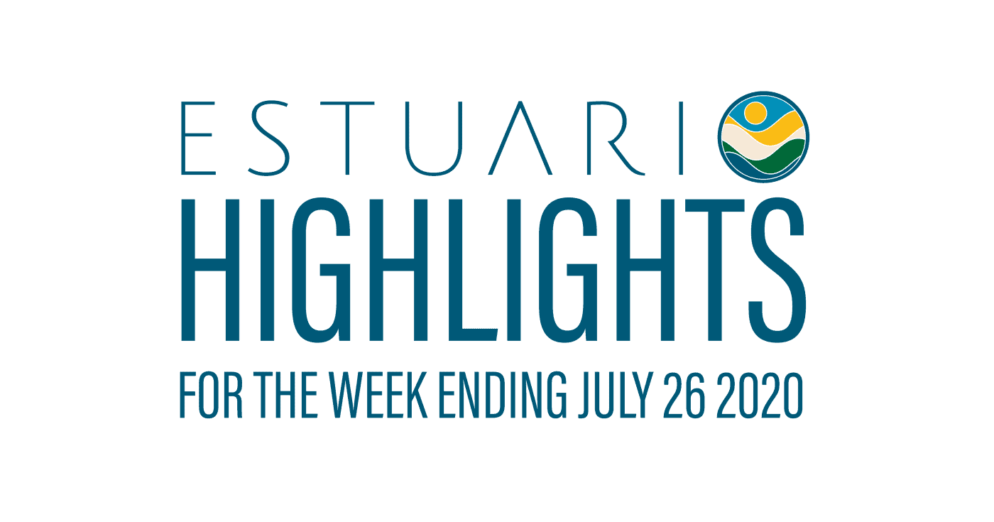 HIGHLIGHTS FOR THE WEEK ENDING JULY 26 2020