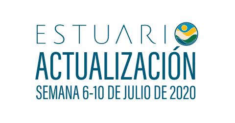 Actualización por parte del Equipo del Estuario (semana 6-10 de julio de 2020)