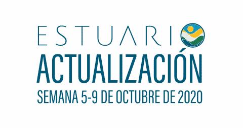 Actualización por parte del Equipo del Estuario (semana 5-9 de oct. de 2020)