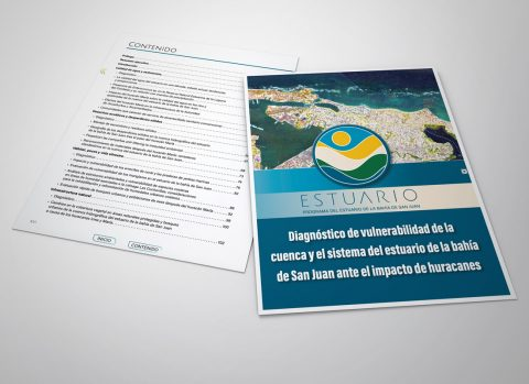 Diagnóstico de vulnerabilidad de la cuenca y el sistema del estuario de la bahía de San Juan ante el impacto de huracanes