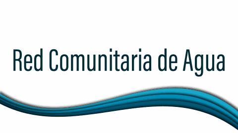 Participa de los talleres de identificación de activos para plan de mitigación – Red Comunitaria de Agua