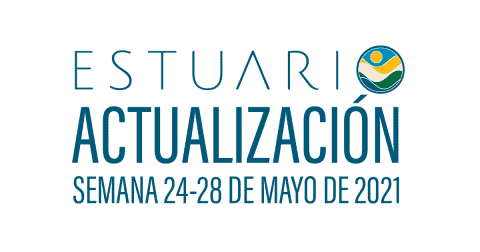 Actualización por parte del Equipo del Estuario (semana  24-28 de mayo de 2021)