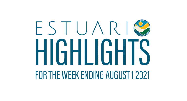 Highlights for the Week Ending August 1 2021