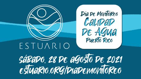 Inscríbete al Día de Monitoreo de Calidad de Agua de Puerto Rico