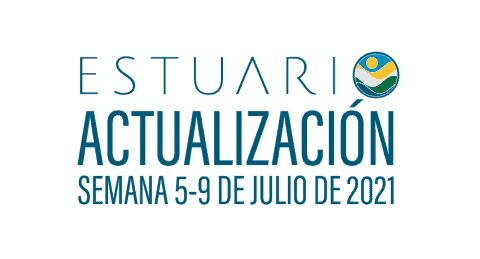Actualización por parte del Equipo del Estuario (semana 5 al 9 de julio de 2021)
