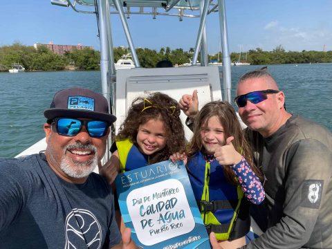 Culmina con éxito el Día de Monitoreo de Calidad de Agua de Puerto Rico 2021