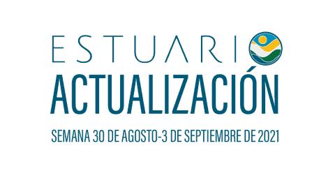 Actualización por parte del Equipo del Estuario (semana 30 de agosto al 3 de septiembre de 2021)